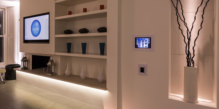 Smart Home Nude Designs